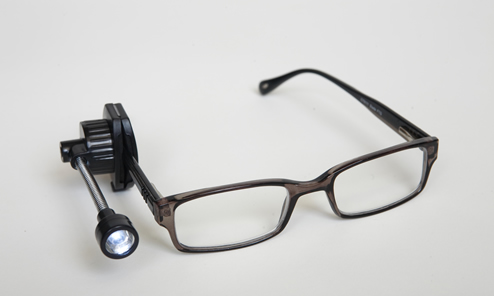 The Eyeglass Light